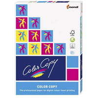 MONDI COLOR COPY A4 COPY PAPER COATED SILK 170GSM WHITE PACK 250 SHEETS