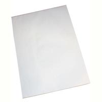 QUILL PLAIN NOTE PAD 60GSM 90 LEAF A4 WHITE