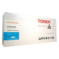 WHITEBOX BROTHER TN240 CARTRIDGE CYAN